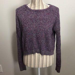 American Eagle multicolored sweater size large